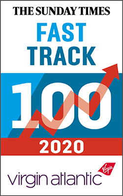 The Sunday Times Fast Track 100 2020