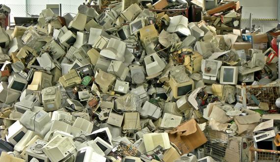 Image result for computer waste