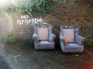 fly tipping waste crime