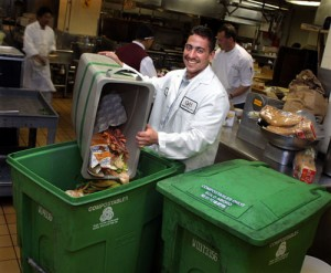 restaurant food waste management