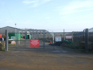 Two Lincolnshire recycling sites face closure