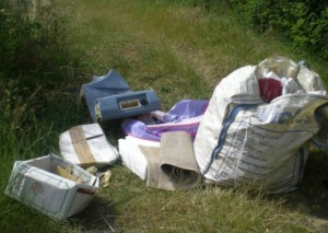 Fly-tipping offender fined in court