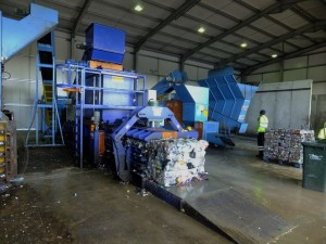 Aluminium recycling rate higher than expected