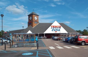 Tesco food waste increased last year