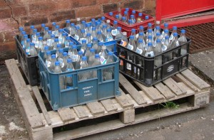 Scotland is considering a deposit and return scheme for drinks containers