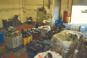 Recycling firm owner jailed for waste crime