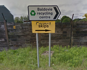 Dundee residents complain about council recycling centre