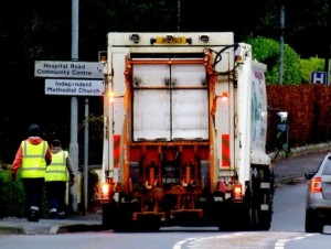 Assaults on binmen have risen over the past three years, with 309 incidents in 2016