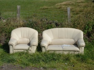 Defra figures show that more than 25,000 fly-tipping incidents were reported in Lancashire last year