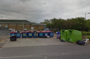 Councillors considering CCTV cameras to prevent abuse of recycling point