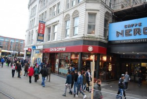 Costa Coffee announces paper cup recycling points across all stores