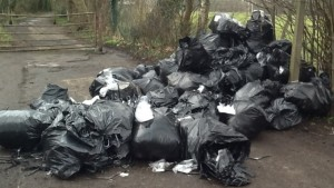 Manchester clothing firm fined for fly-tipping and waste offences