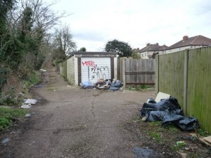 Record levels of fines have been handed out to fly-tippers and litter offenders