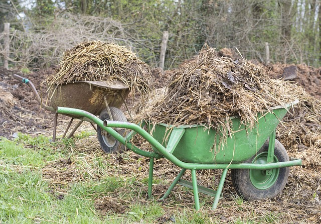 Farm waste collections