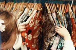 2nd hand retro clothes and the environment